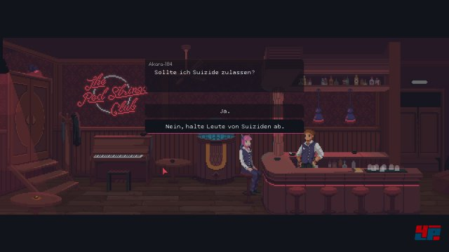 Screenshot - The Red Strings Club (PC) 92558880