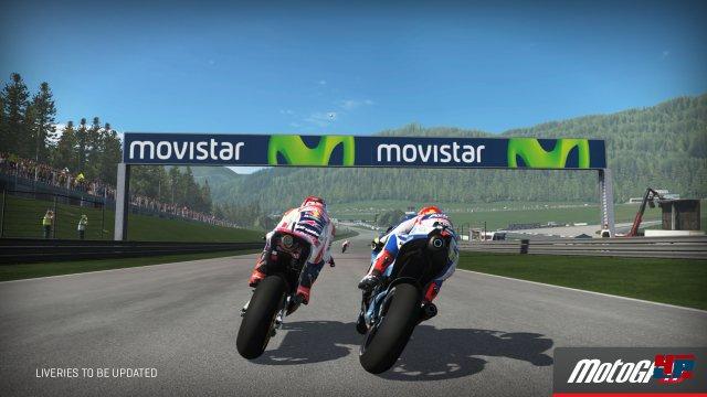 Screenshot - Moto GP 17 (PC)