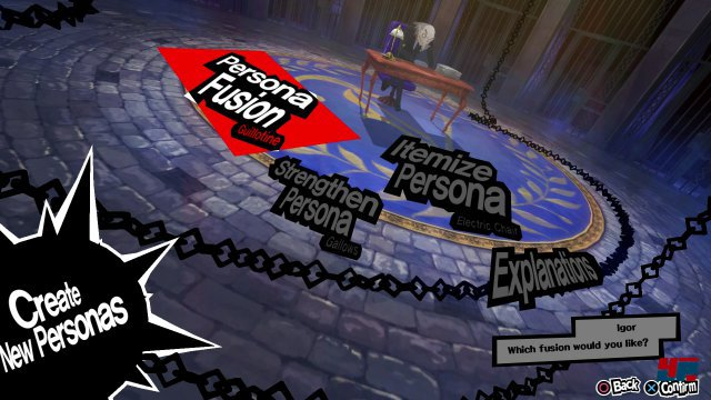 Screenshot - Persona 5 (PS3)