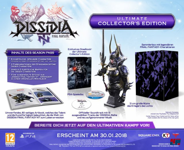 Screenshot - Dissidia Final Fantasy NT (PS4)