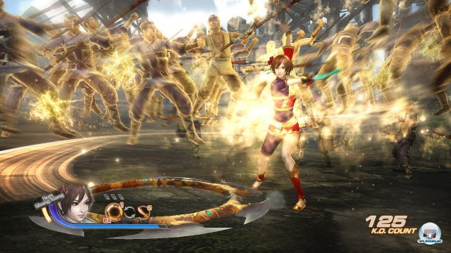 Screenshot - Dynasty Warriors 7: Xtreme Legends (PlayStation3) 2286802