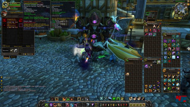Screenshot - World of WarCraft: Legion (Mac) 92530866
