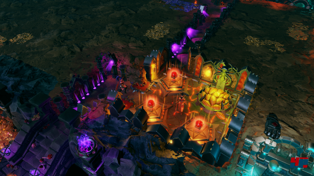Screenshot - Dungeons 3 (PC)