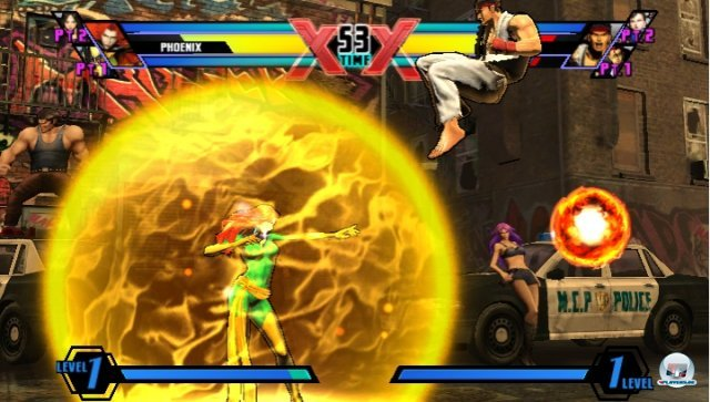 Screenshot - Ultimate Marvel vs. Capcom 3 (PS_Vita) 2263122