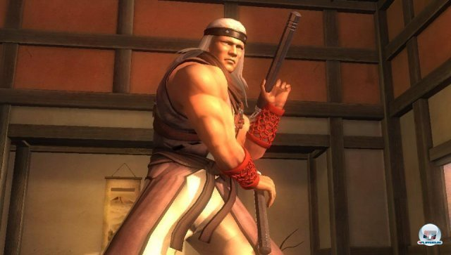Screenshot - Ninja Gaiden: Sigma (PlayStation3)
