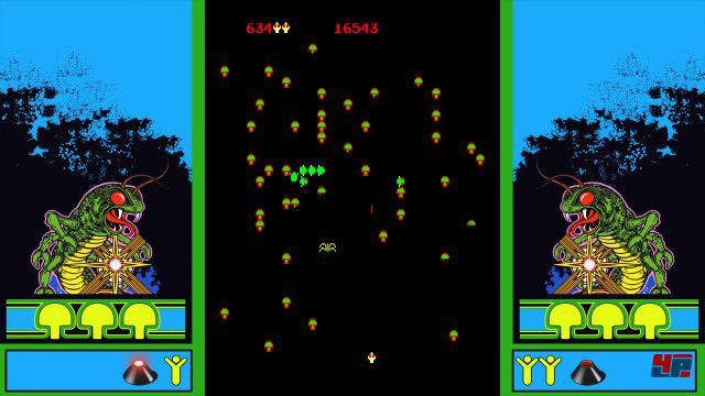 Screenshot - Atari Flashback Classics Vol. 1 & 2 (PS4)