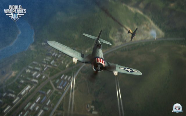 Screenshot - World of Warplanes (PC) 2370372