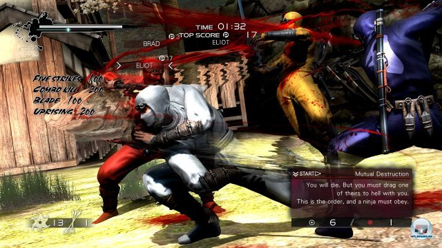 Screenshot - Ninja Gaiden 3 (PlayStation3) 2297707