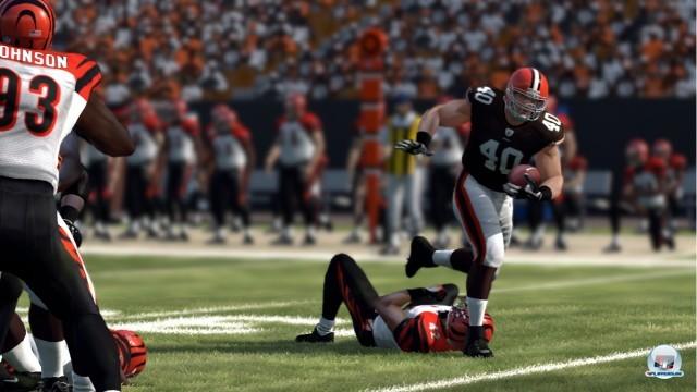 Screenshot - Madden NFL 12 (PlayStation3) 2219722