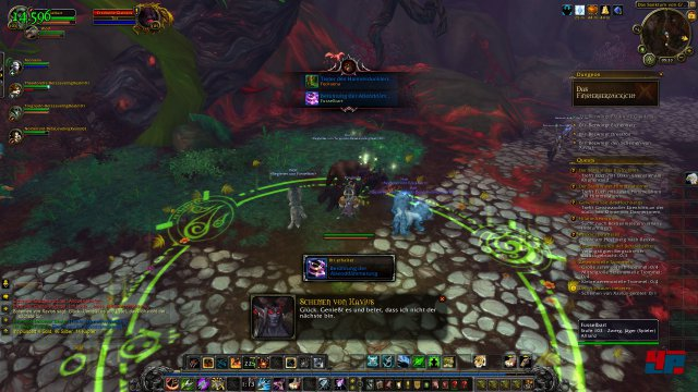 Screenshot - World of WarCraft: Legion (Mac) 92530878