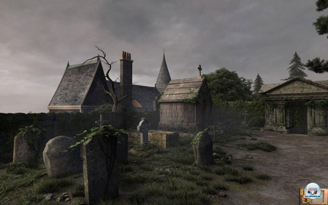 Screenshot - Dracula 4: Shadow of the Dragon (PC)