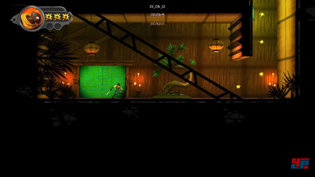 Shadow Blade Reload bietet mechanisch gelungene Plattform-Action.