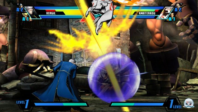 Screenshot - Ultimate Marvel vs. Capcom 3 (PS_Vita) 2292722