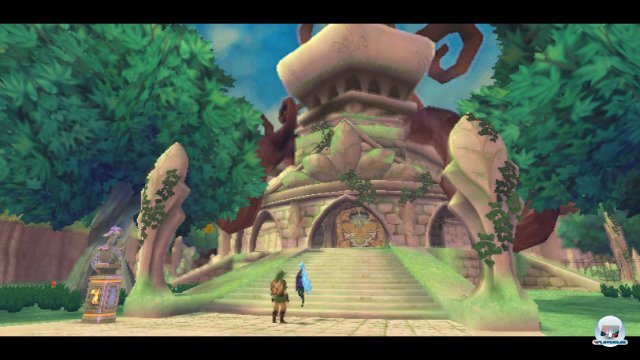 Screenshot - The Legend of Zelda: Skyward Sword (Wii) 2273687