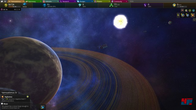 Screenshot - Star Ruler 2 (PC)