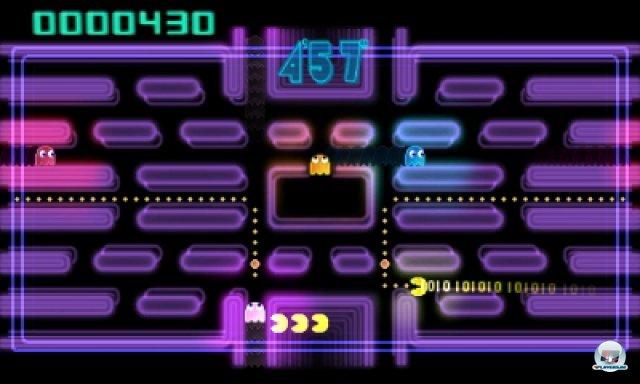 Screenshot - Pac-Man & Galaga Dimensions (3DS) 2257217