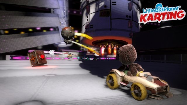 Screenshot - LittleBigPlanet Karting (PlayStation3) 2384582