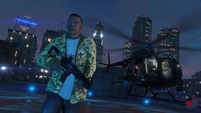 Screenshot - Grand Theft Auto 5 (PlayStation4) 92495197