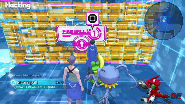 Screenshot - Digimon Story: Cyber Sleuth - Hacker's Memory (PS4)