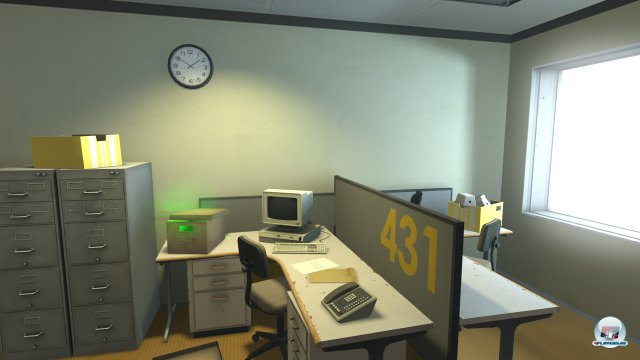 Screenshot - The Stanley Parable (PC)