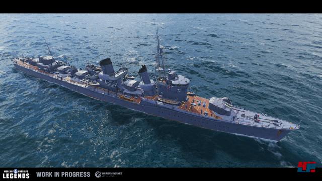 Screenshot - World of Warships (PS4) 92572407