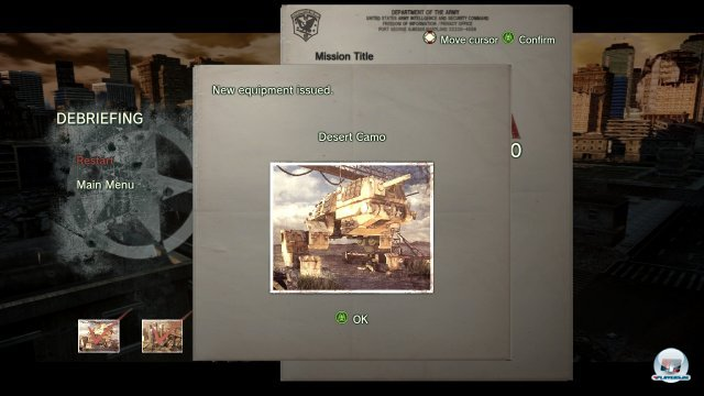 Screenshot - Steel Battalion: Heavy Armor (360) 2338677