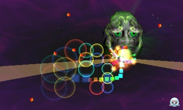 Screenshot - Dream Trigger 3D (NDS) 2221083