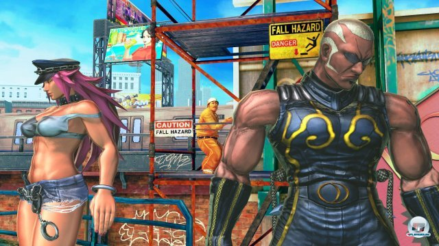 Screenshot - Street Fighter X Tekken (PC) 2351942