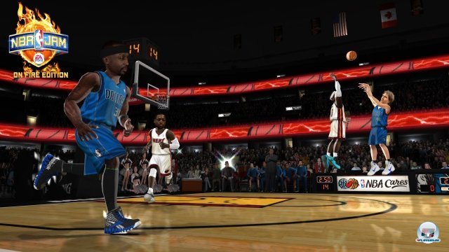 Screenshot - NBA Jam: On Fire Edition (360) 2262552