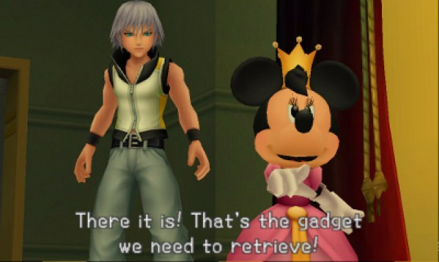 Screenshot - Kingdom Hearts 3D: Dream Drop Distance (3DS) 2354272