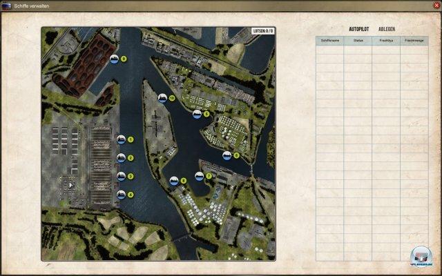 Mit echtem Managen des Hafens hat das Gewurstel wenig zu tun.