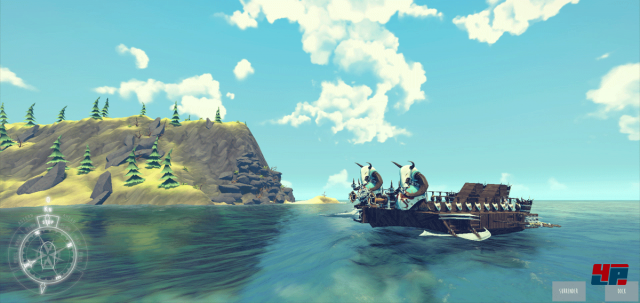 Screenshot - The Last Leviathan (PC)