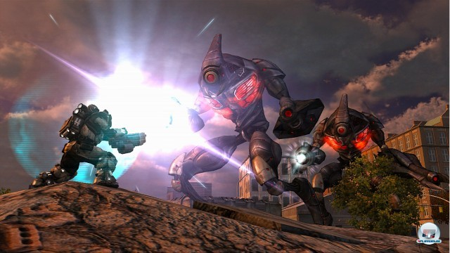 Screenshot - Earth Defense Force: Insect Armageddon (360) 2222682