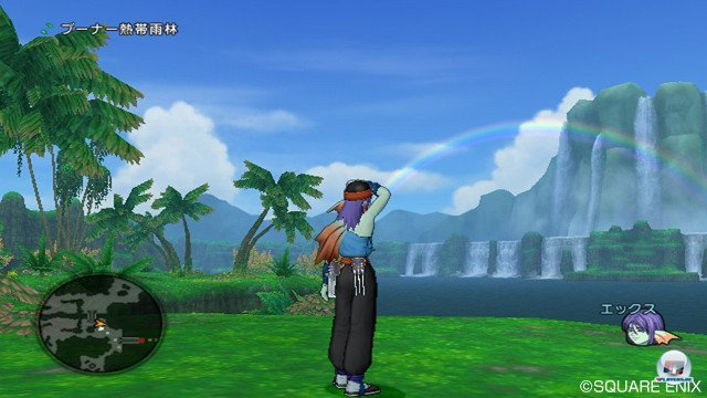 Screenshot - Dragon Quest X Online (Wii) 2365417