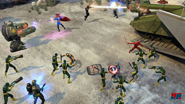 Screenshot - Marvel Heroes Omega (One) 92549338