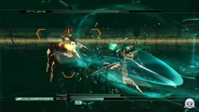 Screenshot - Zone of the Enders: HD Collection (PlayStation3) 2375197