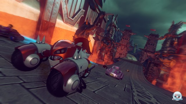 Screenshot - Sonic & All-Stars Racing Transformed (PlayStation3) 2384637