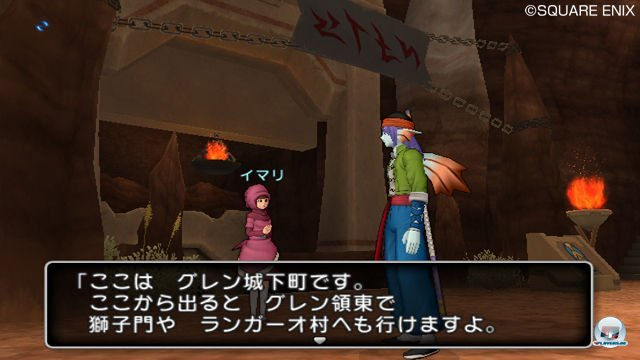 Screenshot - Dragon Quest X Online (Wii) 2277647