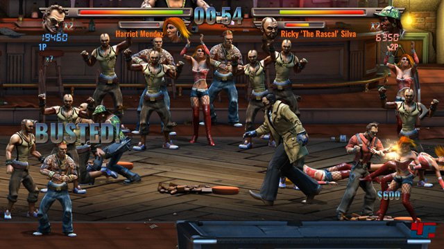 Screenshot - Raging Justice (PC)