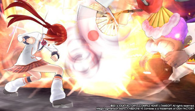 Screenshot - MegaTagmension Blanc   Neptune VS Zombies (PS_Vita) 92525092