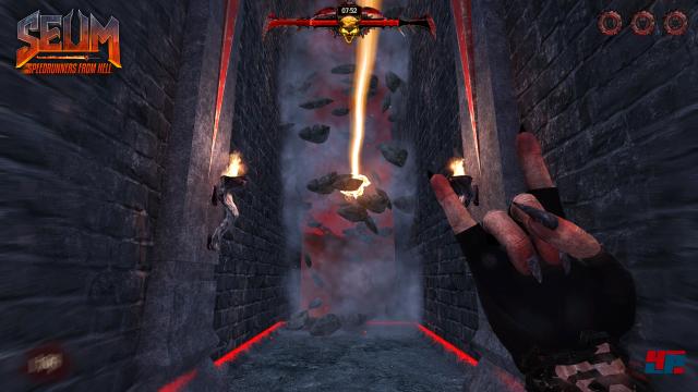 Screenshot - Seum: Speedrunners from Hell (Linux) 92526564