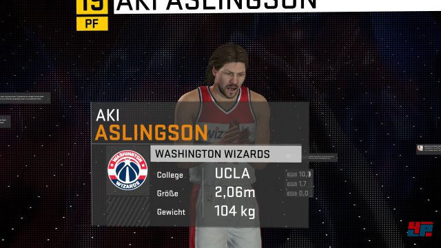 Nach der UCLA geht es in die Rookie-Saison bei den Washington Wizards.