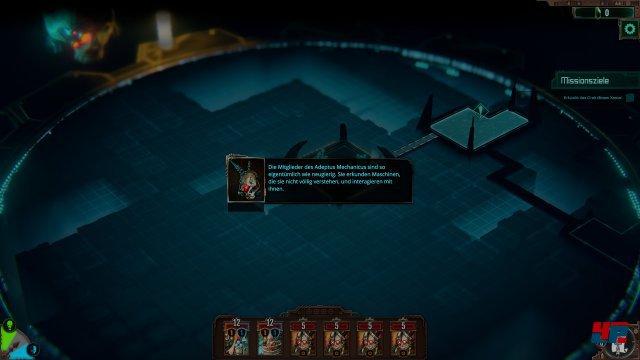Screenshot - Warhammer 40.000: Mechanicus (Linux) 92579864