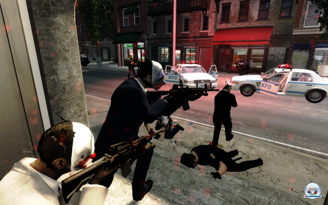 Screenshot - Payday: The Heist (PlayStation3) 2240208