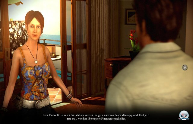 Screenshot - Memento Mori 2: W�chter der Unsterblichkeit (PC)