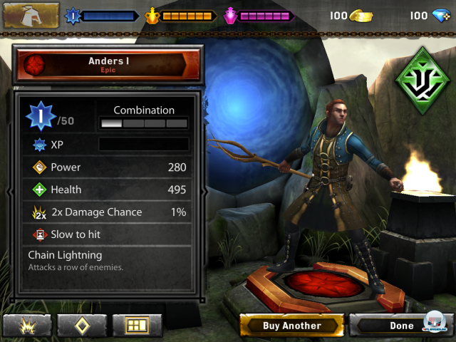 Screenshot - Heroes of Dragon Age (Android)