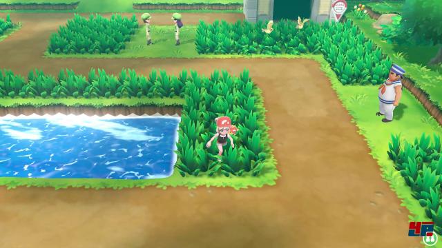 Screenshot - Pokémon: Let's Go, Pikachu! & Let's Go, Evoli! (Switch) 92577631