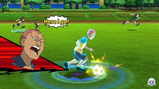 Screenshot - Inazuma Eleven Strikers (Wii) 2394077