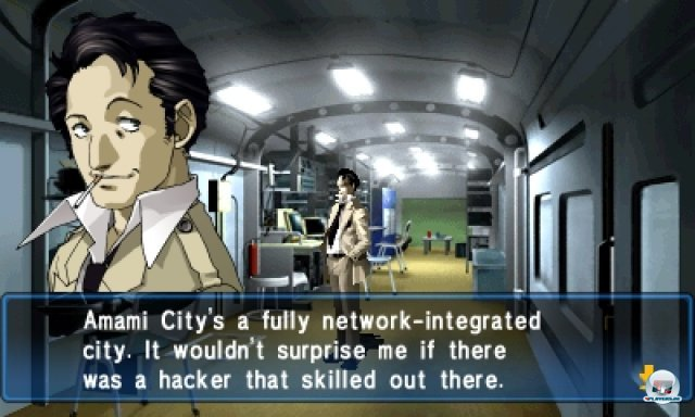 Screenshot - Shin Megami Tensei: Devil Summoner - Soul Hackers (3DS)