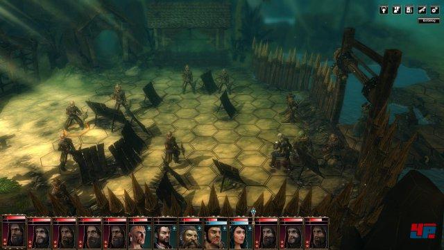 Screenshot - Das Schwarze Auge: Blackguards (PC) 92477390